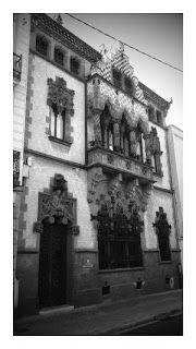 NachoFotograf: Casa Coll i Regàs. 1897. Modernismo. Mataró. Arquitecto: Josep Puig i Cadafalch