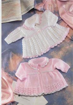 12 X Premature Baby 4 PLY DK Knitting Pattern PDF Newborn | Etsy Baby Cardigan Knitting Pattern, Knitted Baby Cardigan, Knit Baby Sweaters, Knitting Wool, Vintage Knitting, Baby Knitting Patterns, Baby Patterns, Double Knitting, Free Knitting