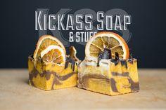 Kickass KoKoa Krazy Soap by KickassSoap on Etsy