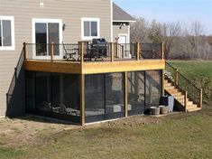 Image result for Under Deck Patio Ideas