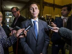 Patrick Brown, leader of the Progressive Conservative Party of Ontario.