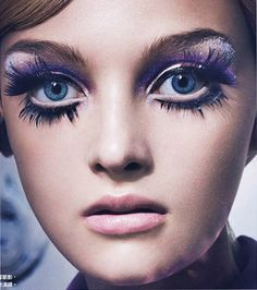 twiggy inspired