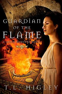 Guardian of the Flame by Tracy L. Higley http://destinyofone.blogspot.com/2013/03/book-review-guardian-of-flame-by-tracy.html