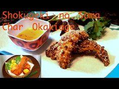 Shokugeki no Soma:[柿種天婦羅]Yukihira Style Char Okakiage