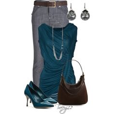 A fashion look from August 2013 featuring Roberto Cavalli tops, Dsquared2 capri and Sergio Rossi pumps. Browse and shop related looks.