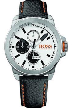 Mens Hugo Boss Orange Watch 1513154