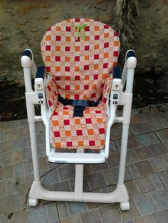 1000 images about housse si ge chaise haute b b on - Chaise haute bebe carrefour ...