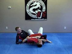 Omoplata from Side Control (Around the World)