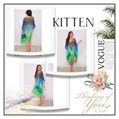 """KITTENBEACHWEAR/5"" by elma-993 ❤ liked on Polyvore featuring Antigua"