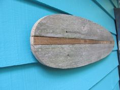 Surfboard made of recycled fence wood. longboard by JohnBirdsong