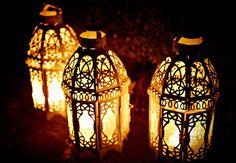 Os muestro algunas ideas para iluminar vuestras noches de verano con lámparas maroquíes ideales tanto para dentro como para fuera de casa!