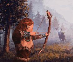 Hunting by HGW27