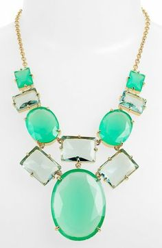 Kate Spade 'hancock park' statement necklace (Nordstrom Exclusive) - ShopStyle