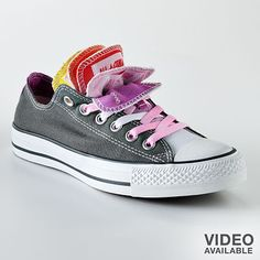 My new Converse Chuck Taylor All Star shoes :)