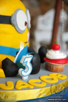 22 Best One in a Minion Birthday Party images in 2013