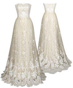 A gorgeous dream dress?