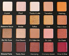 Can we just take a moment to stare at the perfection of the Violet Voss Holy Grail palette?