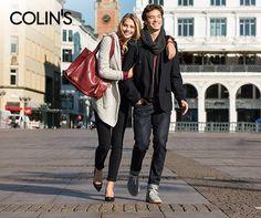 Yüzünüzden bir çift gülümseme yaratacak Colin's ürünleri sizin ve sevdiklerinizin favori tercihiniz olacak.