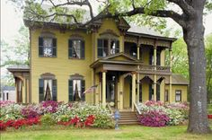 McClendon Historical Home in Tyler, TX