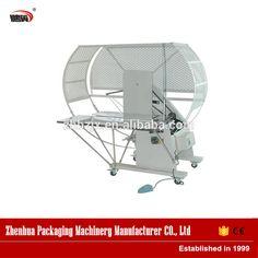 FT45 PE String material corrugated box binding machine