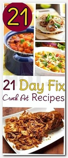 21 Day Fix Crockpot recipes! Use these healthy Crockpot recipes for your beach body 21 Day Fix and set yourself up for success. 21 Day Fix Crockpot recipes! Use these healthy Crockpot recipes for your beach body 21 Day Fix and set yourself up for success. 21 Day Fix Diet, 21 Day Fix Meal Plan, Clean Eating Diet, Clean Eating Recipes, Healthy Eating, Snacks Sains, Recipe 21, Healthy Diet Recipes, Bariatric Recipes