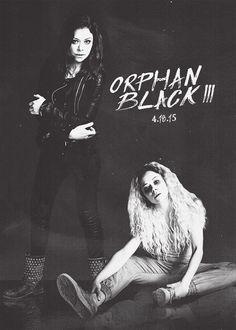 Sarah // Helena // Orphan Black // Tatiana Maslany