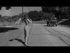 A younger Jane Fonda looking hot in Walk On The Wild Side 1962. Scene 2