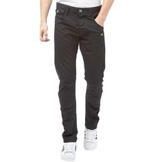 Crosshatch Mens Kractus Chinos Black Crosshatch chinos with twisted leg seam and multiple pockets. http://www.MightGet.com/february-2017-2/crosshatch-mens-kractus-chinos-black.asp