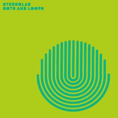 Stereolab Dots and Loops album cover - cover design by Julian House see http://www.hardformat.org/7205/stereolab-dots-and-loops/
