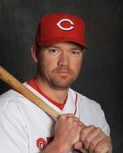 Scott Rolen. Still my favorite player ever, still pissed he's not a Cardinal, and still gonna marry him someday!!