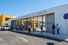 Campomaiornews: Ministro da Educação inaugura o novo Centro Escola...