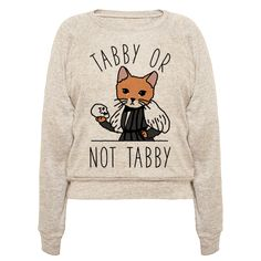 Tabby Or Not Tabby - Tabby or Not Tabby that is the question. Show your love for Shakespeare, Hamlet, cats and puns with this funny cat shirt.