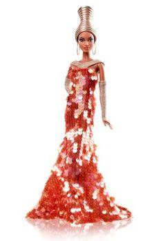 Stephen Burrows Alazne™ Barbie® Doll   The Barbie Collection