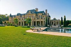 Beautiful Mansions