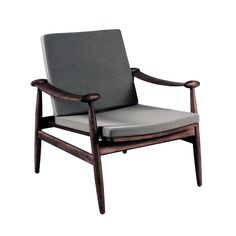 Finn Juhl 133 Chair, Gray