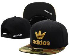 803dd4137ce Mens Adidas Originals Thrasher Clover Logo Embroidery Front Best Quality  Retro Baseball Snapback Cap - Black   Camo   Gold - Click Image to Close