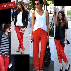 Calças Red