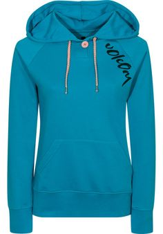 Volcom Keep-me-in-Mind Hooded-Sweatshirt türkis | Titus Onlineshop