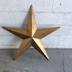 Star 3' x 3'. Large!