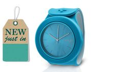 Aight - 1AM Geek + Beat - Light Blue + Past White watch - FREE UK POST – Joe's Store