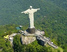 Christ the Redeemer One of The Modern Seven Wonders of the World