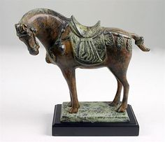 Museum Store - Tang Horse Bronze Sculpture, Ancient Tang Horse, Ancient Horse, Asian history, Asian sculptures – Museumize