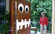 No clima de Halloween! Ana Maria mostra decoração especial da casa de cristal - Mais Você - Catálogo de Vídeos