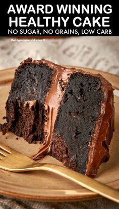 Sugar Free Desserts, Low Carb Desserts, Gluten Free Desserts, Just Desserts, Low Carb Cakes, Diabetic Desserts Sugar Free Low Carb, Diabetic Cake Recipes, Healthy Sweets, Healthy Baking