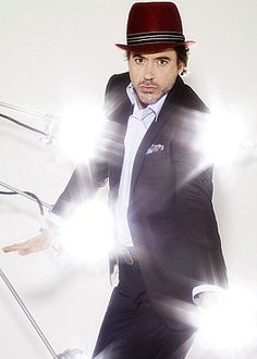 RDJ by Rankin photo shoot 2008  EW - November 2008 London