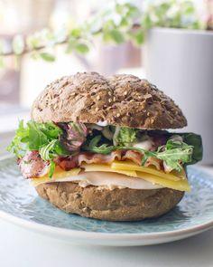 Ziet deze BLT sandwich er niet goddelijk lekker uit?!