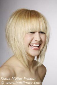 What is the difference between an A-Line and a graduated bob?  Find out what all the different types of bob styles are....
