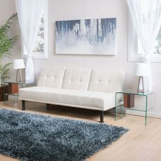 Jeremy Glass End Tables 2-pack