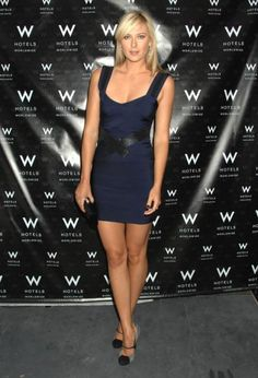Maria Sharapova Height, Workout