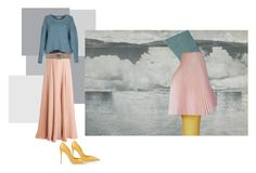 """""""Being inspired by art collage #VesnaVrdoljak"""" by camilamennabarreto on Polyvore featuring arte"""